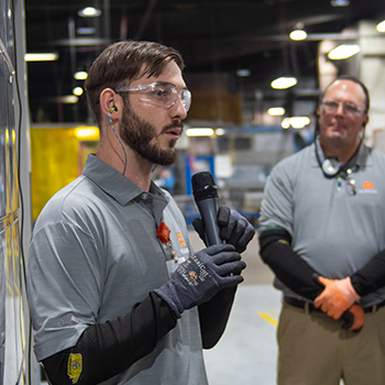 Allegion Americas Region Celebrates  'National Manufacturing Month' Throughout October