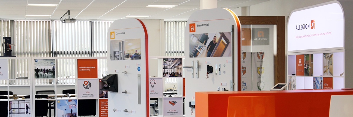 Allegion UK offers new hub for building, architectural industry professionals to collaborate