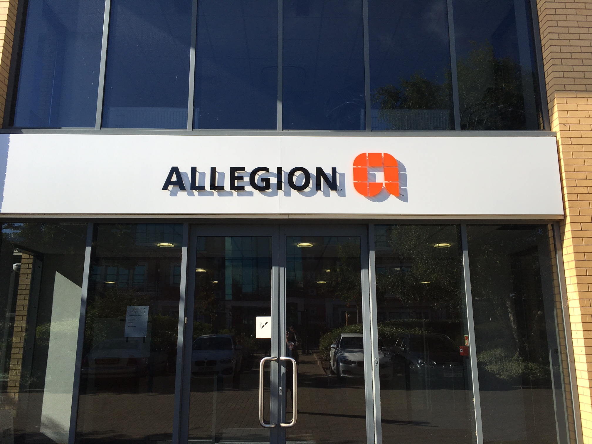 Allegion the security & safety pioneer moves UK office to Birmingham