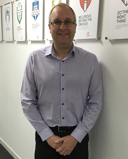 Allegion Announces New Area Sales Manager for Southern UK