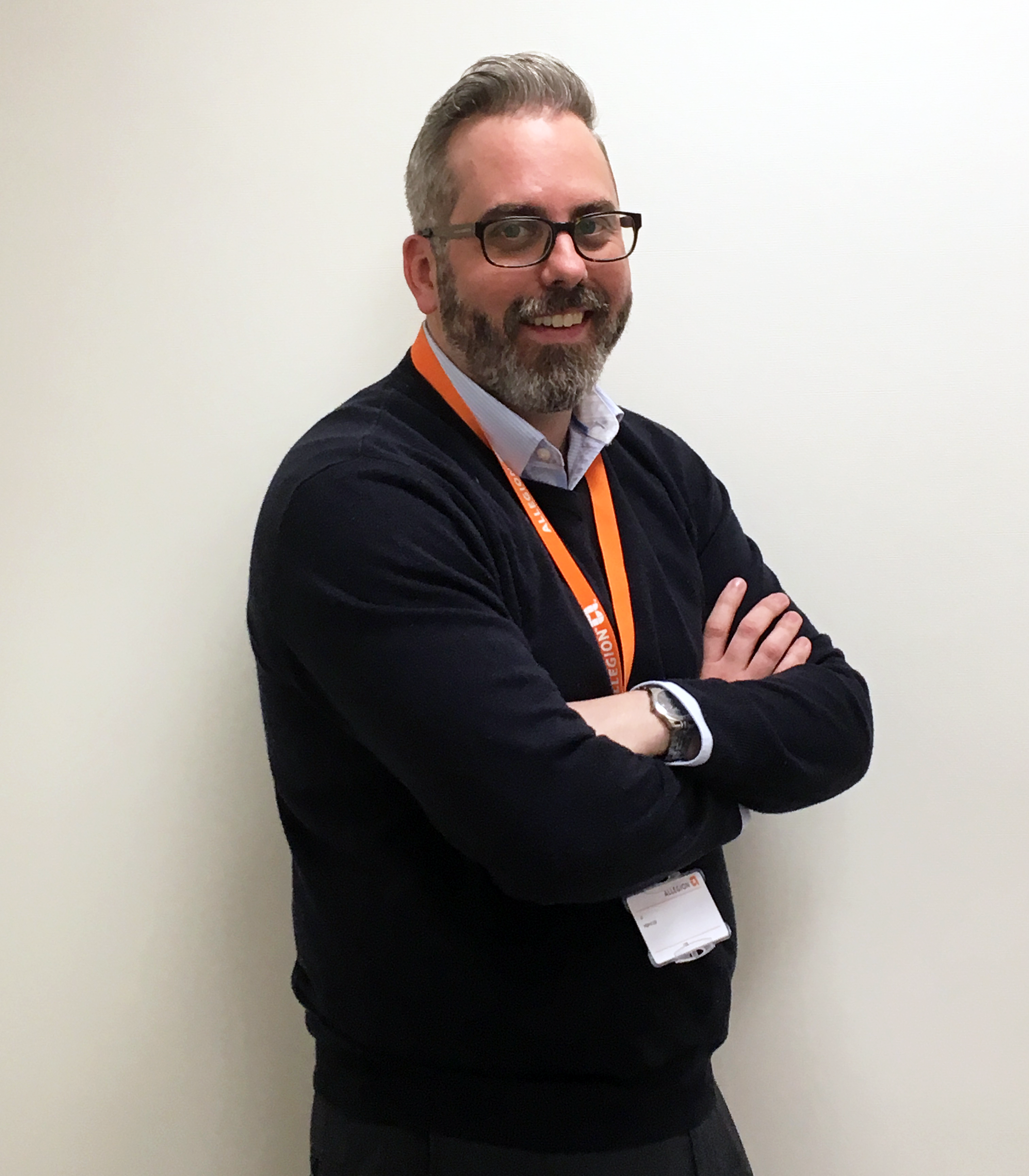 Allegion appoints new commercial leader Pete Hancox for UK, Ireland
